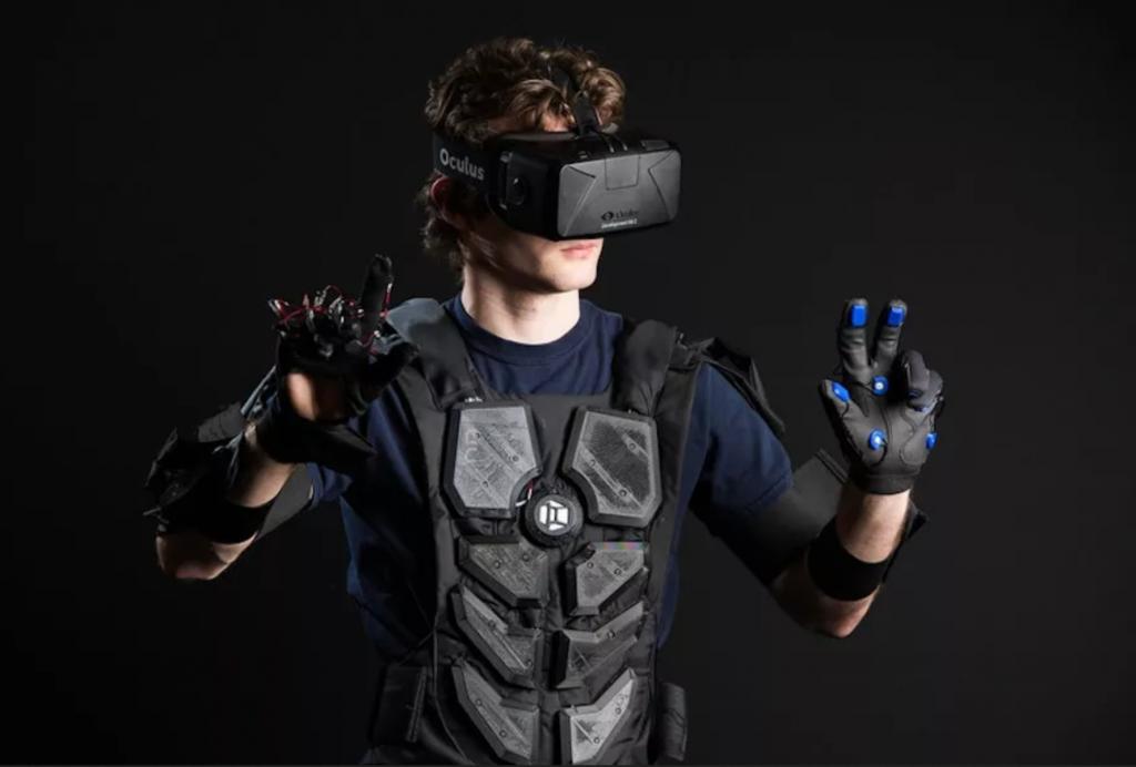 tuta realtà virtuale